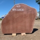 Hauakivi NR63- 68x68x20 cm - ainult materjal