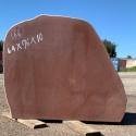 Hauakivi NR66- 64x76x10 cm - ainult materjal