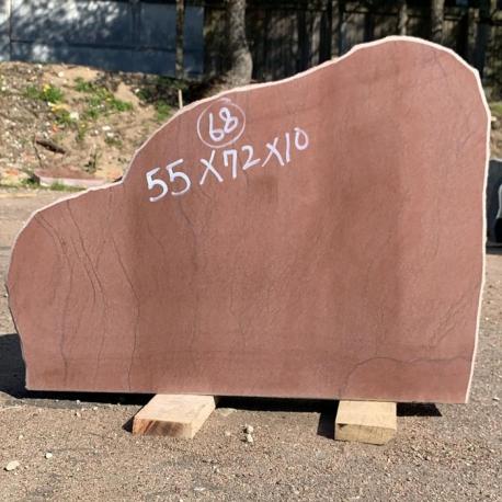 Hauakivi NR68- 55x72x10 cm - ainult materjal