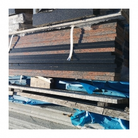 Graniitplaat 250x15x2 cm  - ainult materjal