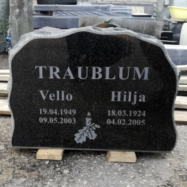 50x70 cm  - 2 Nime + Pilt + Paigaldamine Tallinna Piires
