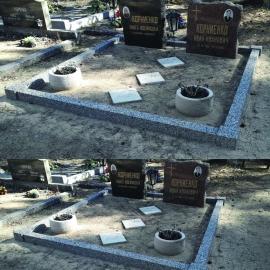 Pesubetoonist 2 hauakoht ilmavundamendita