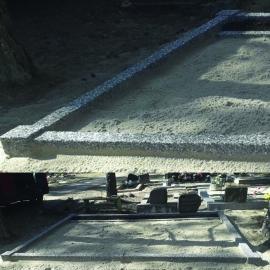 Pesubetoonist 3 hauakoht  ( koos vundamendiga )