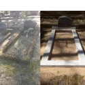 (Liiva Kalmistu) 1 H.K.  Hauapiirete puhastamine