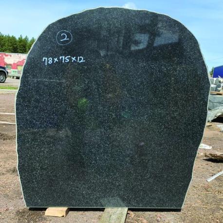Hauakivi 78x75x12 cm  - ainult materjal