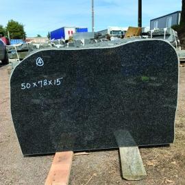 Hauakivi NR4 - 50x78x15cm  - ainult materjal