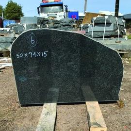 Памятники NR6 - 50x74x15cm- только материал
