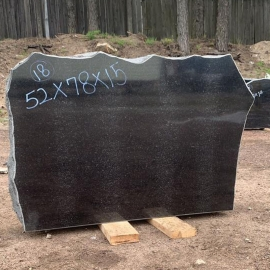 Hauakivi NR18 - 52x78x15cm - ainult materjal
