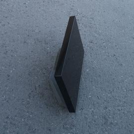 Гранитная плита 30x50x3 см - только материал