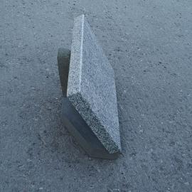 Graniitplaat 30x50x3 cm  - ainult materjal