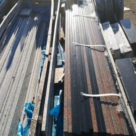 Гранитная плита 250x20x2 cm - только материал