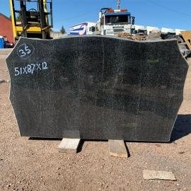 Памятники Nr35 - 51x87x12 cm  только материал