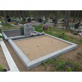 Полированный бетон (для урн) 150x150cm