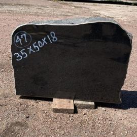 Hauakivi Nr47 - 35x50x18 cm - ainult materjal
