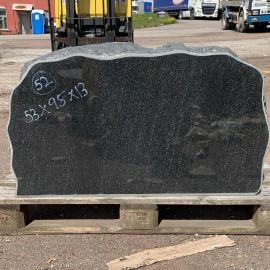 Памятники NR52- 53x95x13 cm  только материал