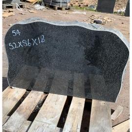 Памятники NR54- 52x86x18 cm  только материал